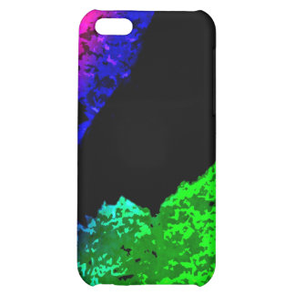 Rainbow Rooster iPhone 5C Covers