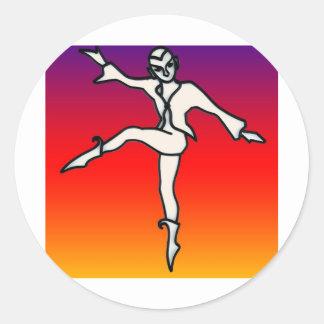Rainbow s Dance Sticker
