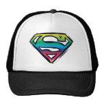 Rainbow S-Shield Cap
