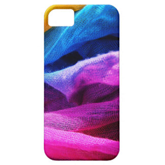 Rainbow scarf barely there iPhone 5 case