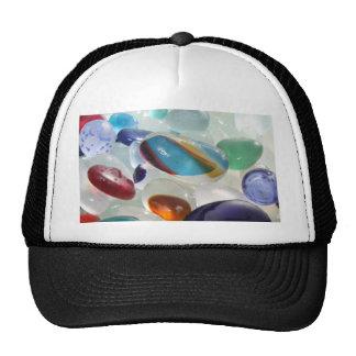 Rainbow Sea Glass Hat