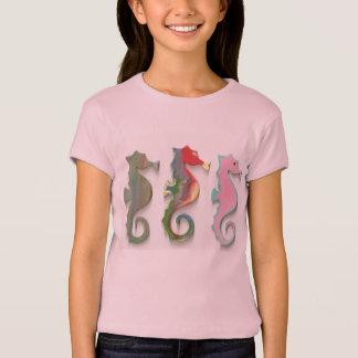 RAINBOW SEAHORSES T-Shirt