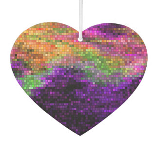 Rainbow Sequins Car Air Freshener
