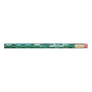 Rainbow Serpent scales Pencil
