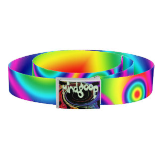 rainbow shapes - Mindgoop belt