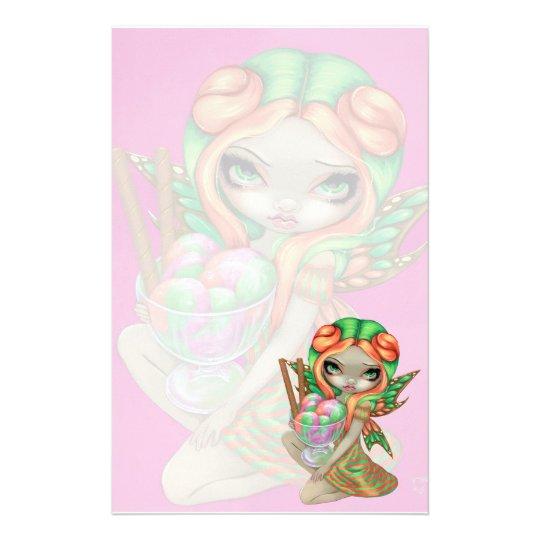 """""""Rainbow Sherbet Fairy"""" Stationery"""