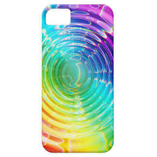 Rainbow Shockwave iPhone 5 Cases