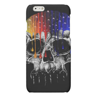 Rainbow Skull iPhone 6 Plus Case