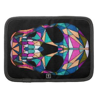 Rainbow skull planner