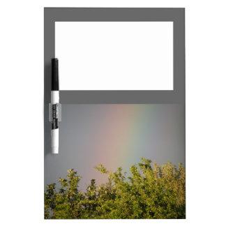 Rainbow Sky Memo Board