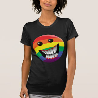 Rainbow Smile T-shirts