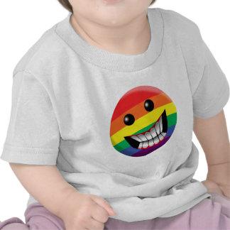Rainbow Smile Tees
