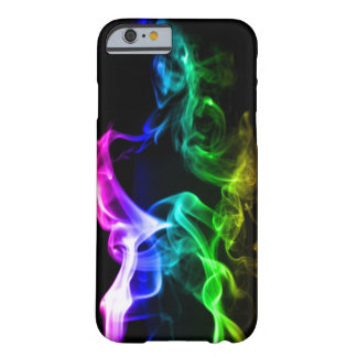 Rainbow Smoke Barely There iPhone 6 Case