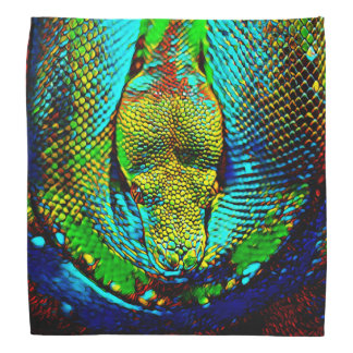 Rainbow Snake Bandana