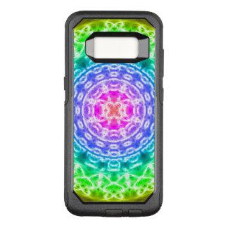 Rainbow Source Mandala OtterBox Commuter Samsung Galaxy S8 Case
