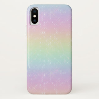 Rainbow Sparkles Mobile Phone Case