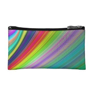 Rainbow speed cosmetic bags