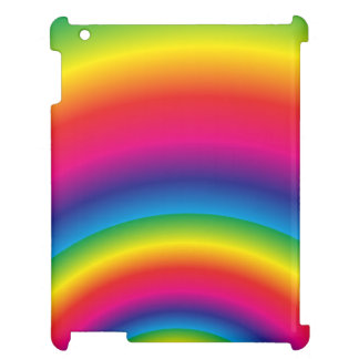 Rainbow Spiral Cover For The iPad 2 3 4