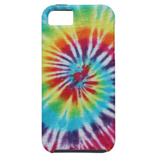 Rainbow Spiral iPhone 5 Cases