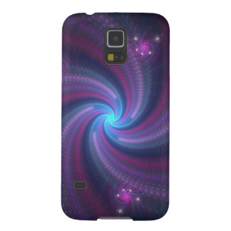 rainbow spirals galaxy s5 cover