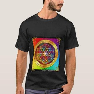 Rainbow Spiritual Flower of Life T-Shirt