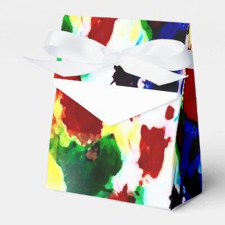 Rainbow Splash Motif by Delynn Addams Designs Favour Box