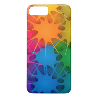 Rainbow Splat! iPhone 8 Plus/7 Plus Case