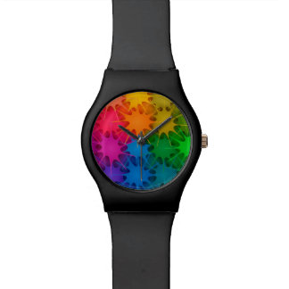 Rainbow Splat! Watch
