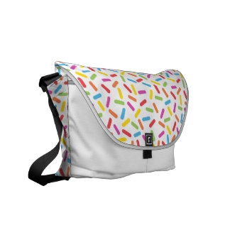 Rainbow Sprinkles Commuter Bags