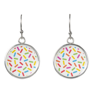 Rainbow Sprinkles Earrings