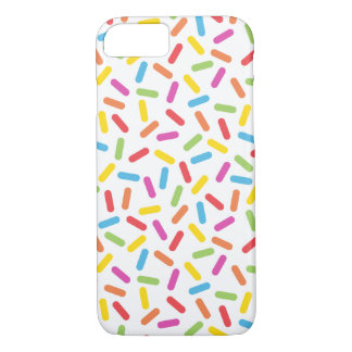 Rainbow Sprinkles iPhone 8/7 Case