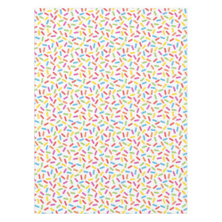 Rainbow Sprinkles Tablecloth