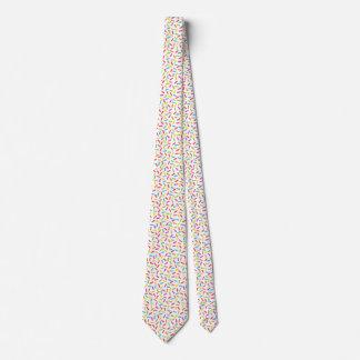 Rainbow Sprinkles Tie