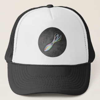 Rainbow Squid Trucker Hat