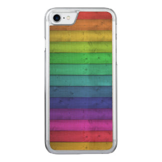 Rainbow - SRF Carved iPhone 7 Case
