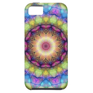Rainbow stained Glass iPhone 5 Case