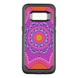 Rainbow Star Mandala OtterBox Commuter Samsung Galaxy S8 Case