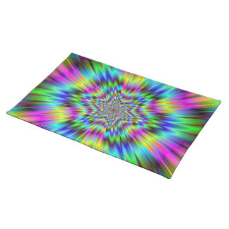 Rainbow Star Placemats