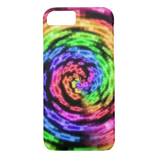 Rainbow Star Vortex Phone Case