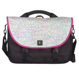 Rainbow Stars 12th Man Sports Lover & Cheerleader Bags For Laptop