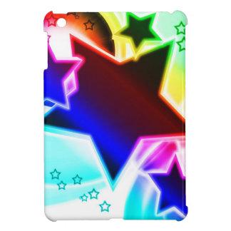 Rainbow Stars iPad Mini Case