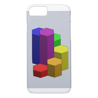 Rainbow Steps CAD ipad iPhone 8/7 Case