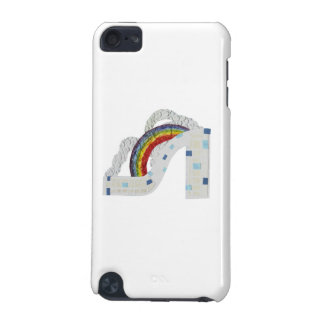 Rainbow Stiletto 5th Generation I-Pod Touch Case