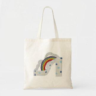 Rainbow Stiletto Bag