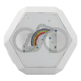 Rainbow Stiletto Boombot REX Speaker