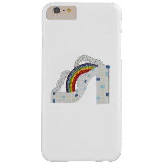 Rainbow Stiletto I-Phone 6 Plus Case