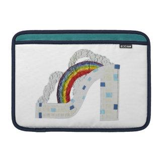 Rainbow Stiletto Macbook Air Sleeve