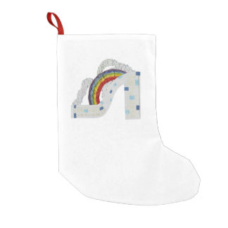 Rainbow Stiletto Stocking