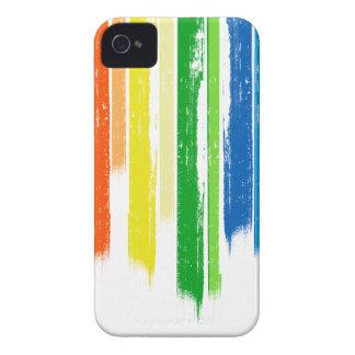 RAINBOW STREAKS -.png Blackberry Bold Case