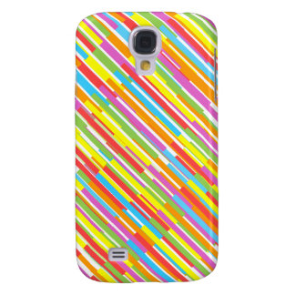 Rainbow stripes HTC vivid case